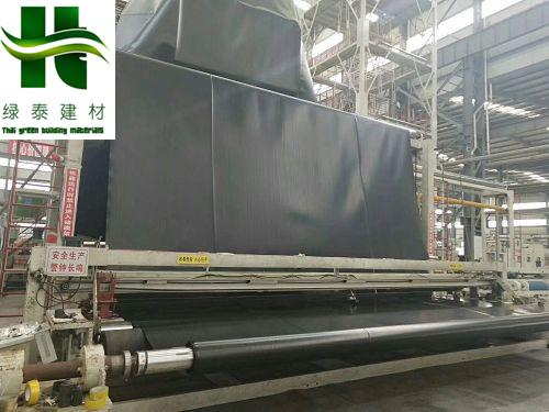 0.4mmPE膜-防水橡胶布